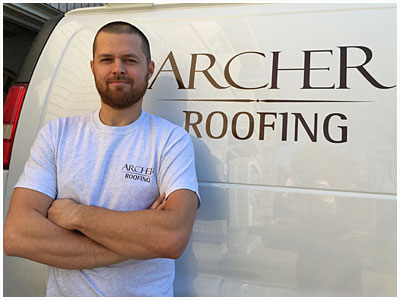 Pawel Matanog Archer Roofing Toronto